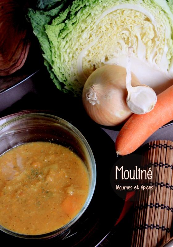 Mouliné légumes