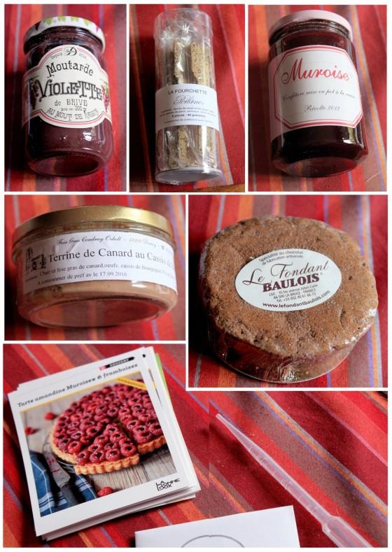 La Bonne Box Octobre Chachous Kitchen