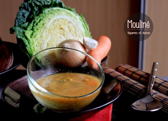 Mouline légumes