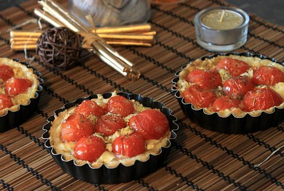 Tartelette tomates