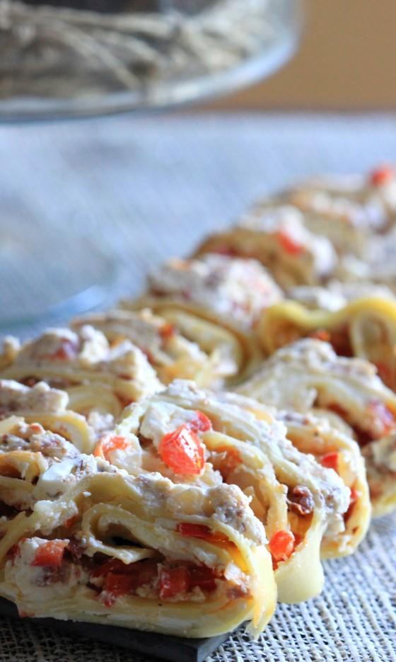 Roulé Lasagnes (3)